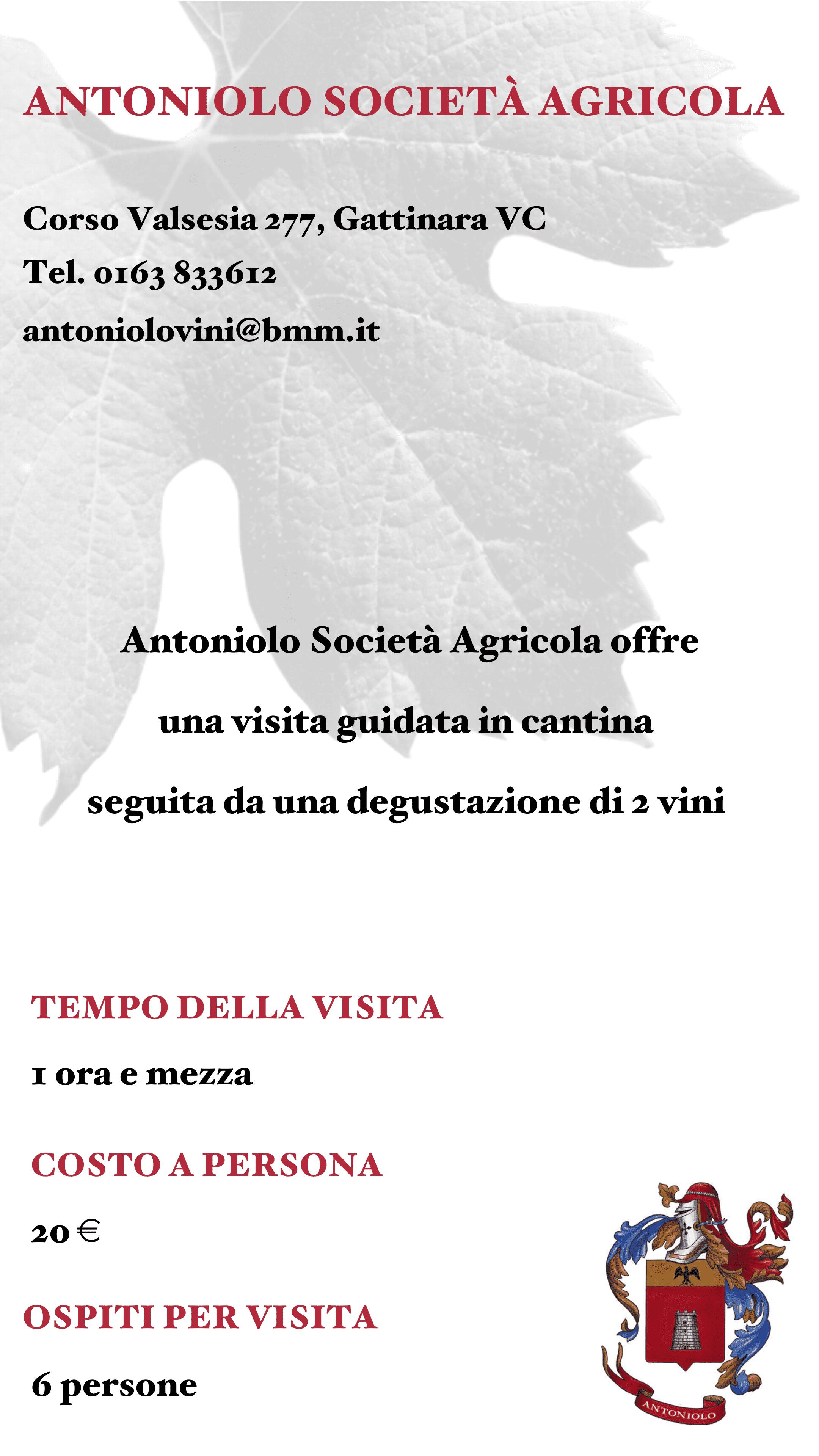 Antoniolo società agricola