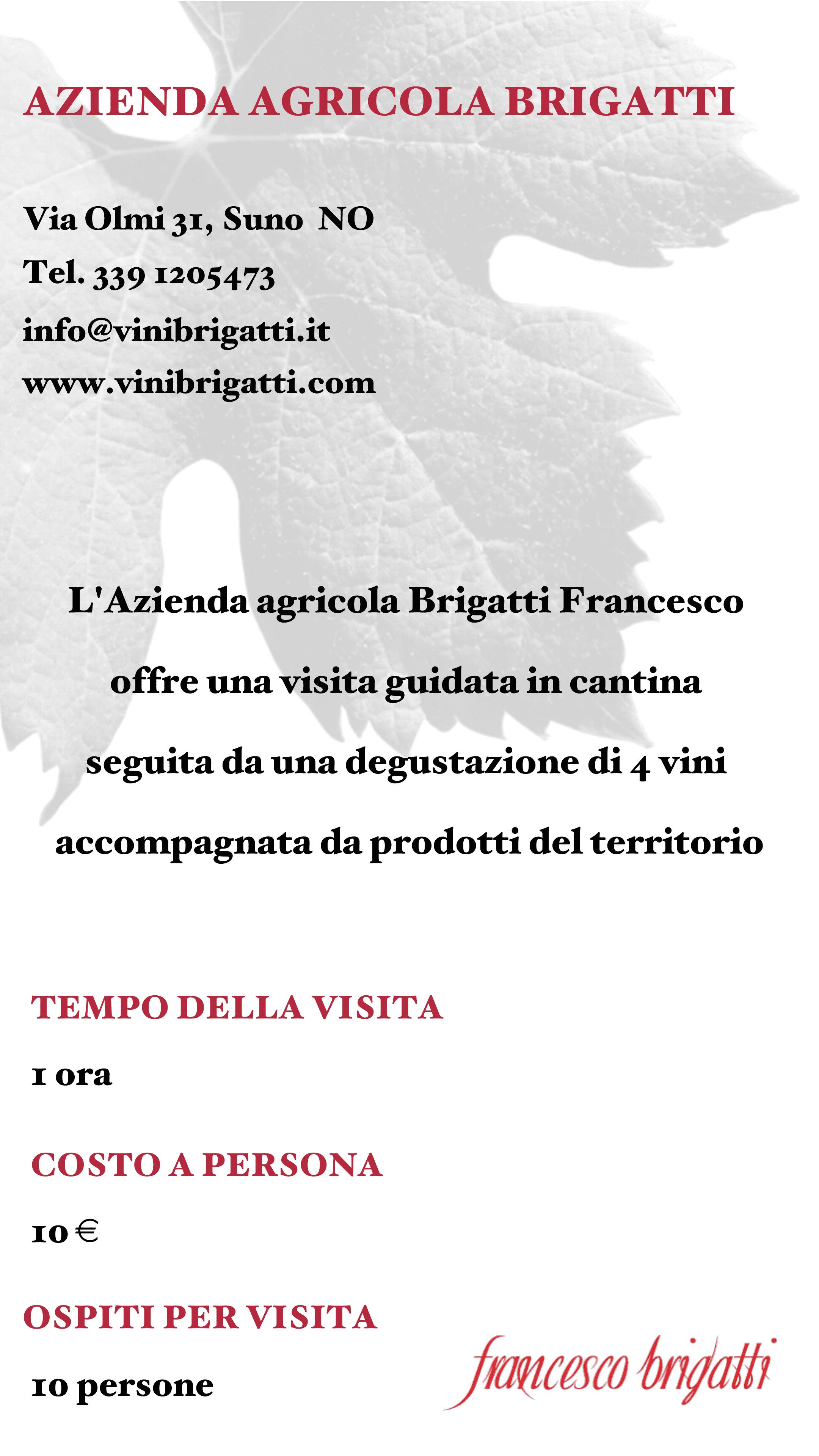 Azienda gricola Brigatti