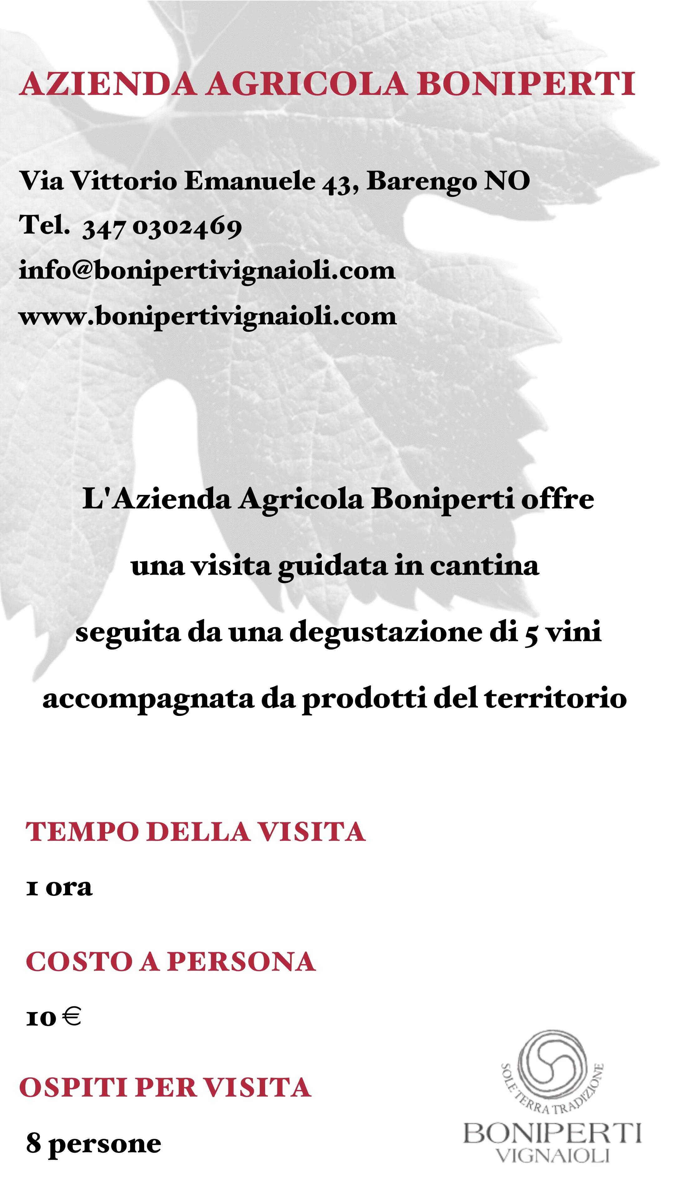 Boniperti azienda agricola