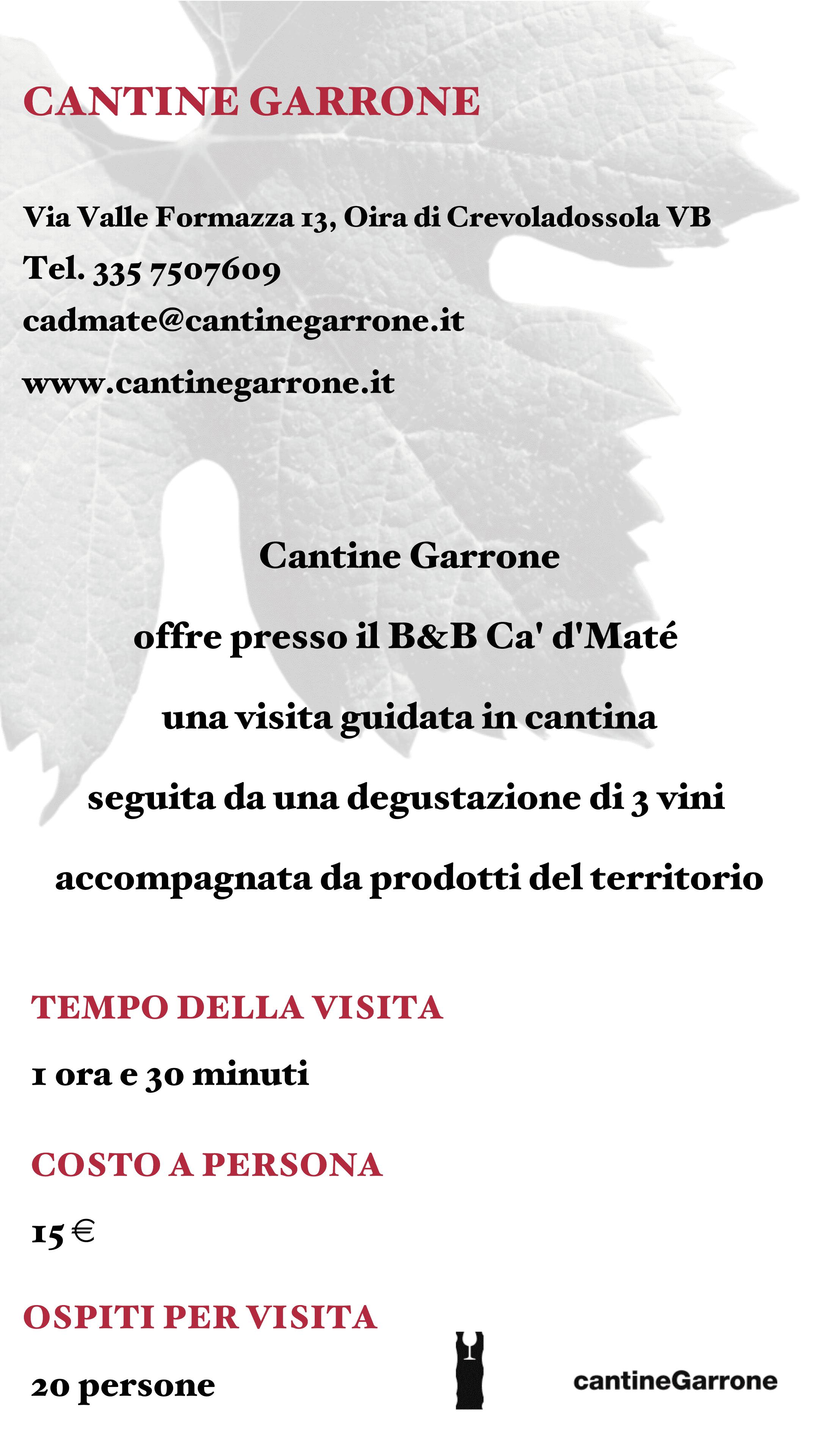 Cantine Garrone