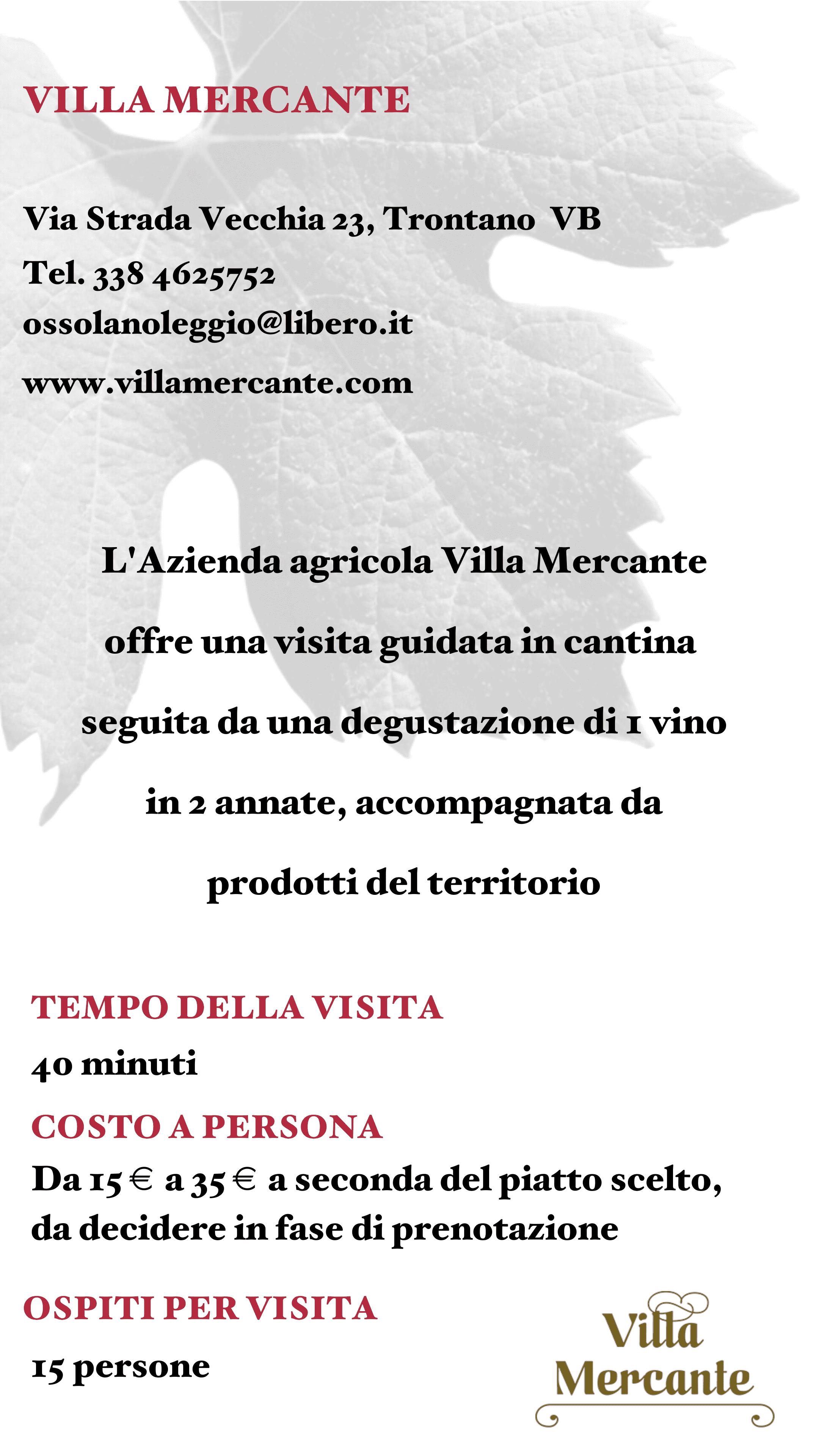 Villa Mercante